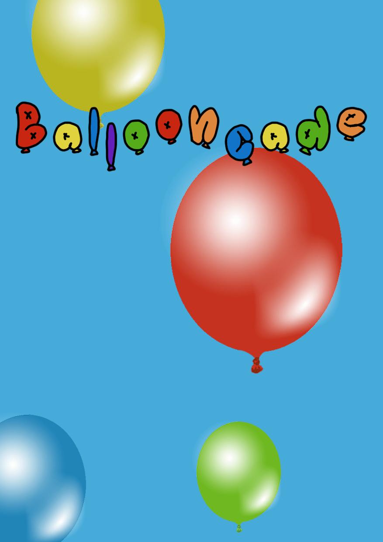 Ballooncade poster