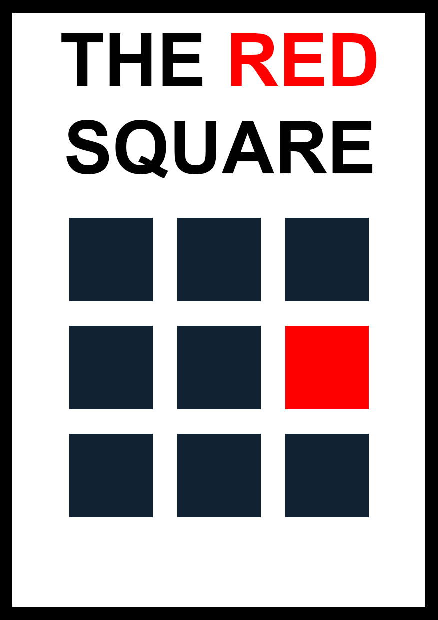 The Red Square poster